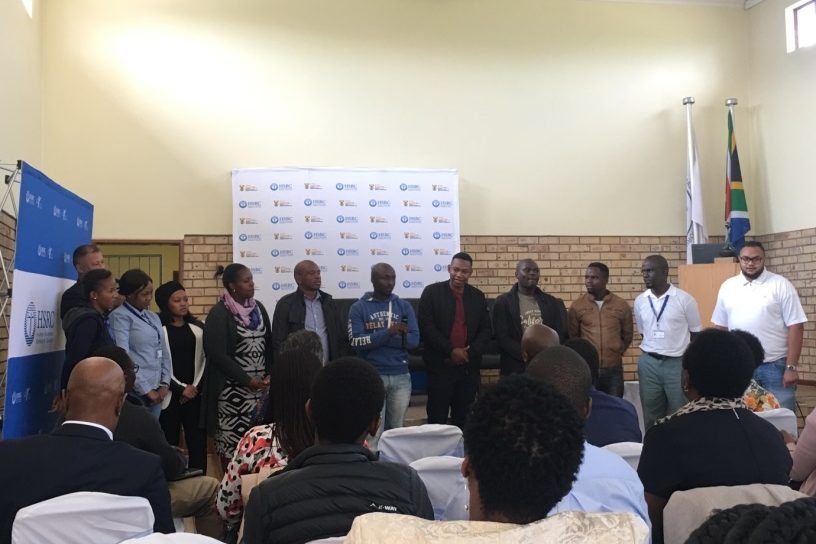 Launch of community based research project in Sweetwaters